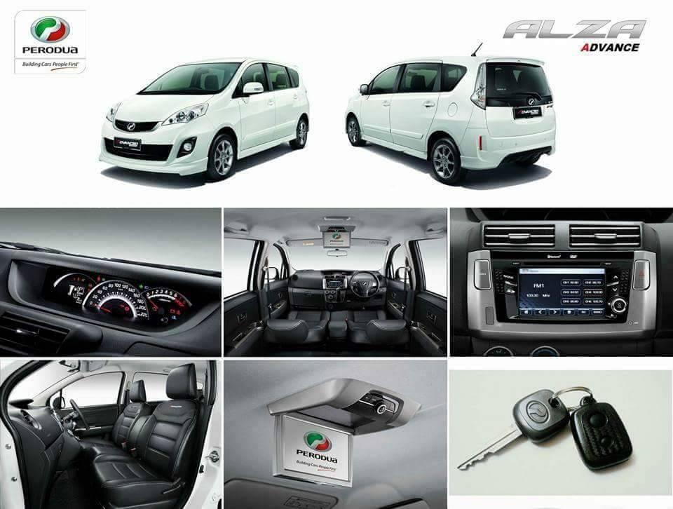 Perodua Alza, Harga Perodua Alza, Perodua Alza Pricelist, Perodua Diskaun, Promosi Alza, Perodua Alza Baru