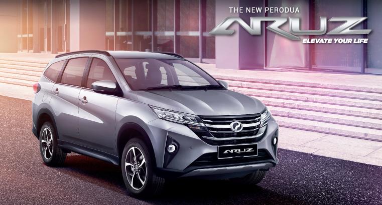 Perodua Aruz rasmi dilancarkan – SUV nilai terbaik Malaysia